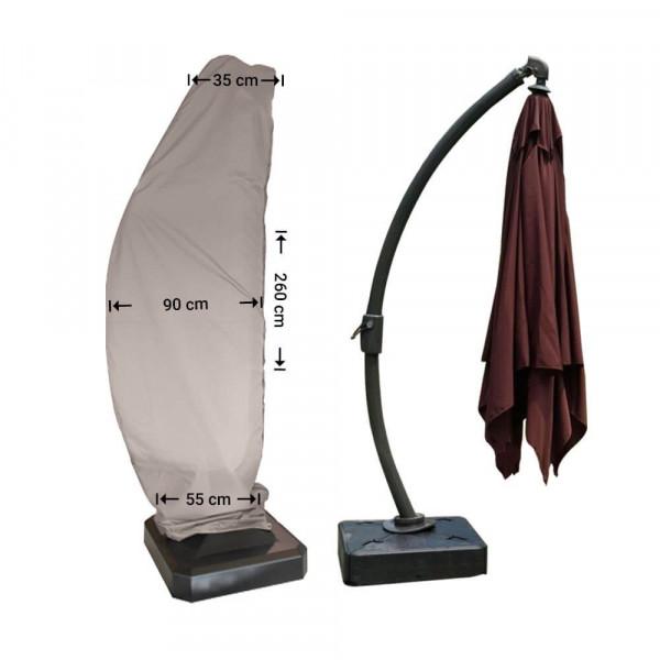 Schutzhülle für Ampelschirm H: 260 cm