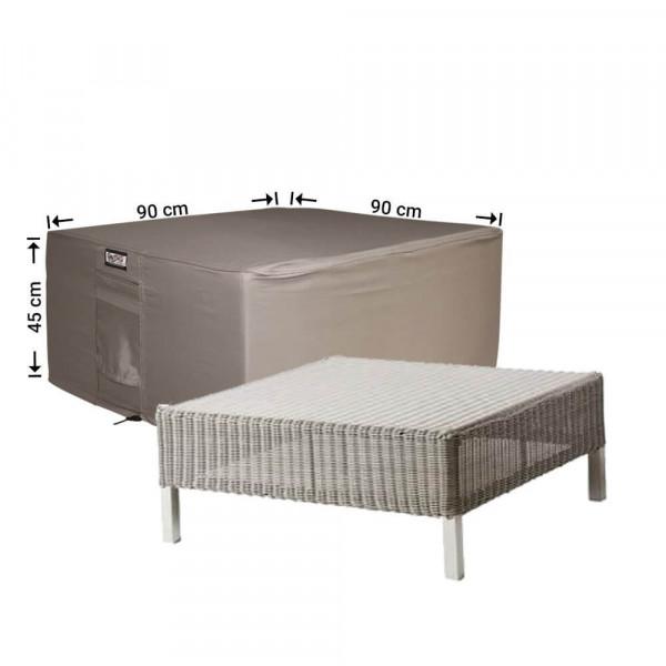Wetterschutz für Lounge Hocker 90 x 90 H: 45 cm