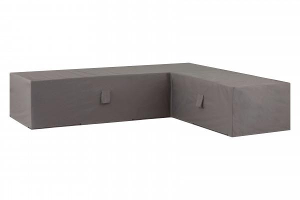 Gartenmöbel Schutzhülle L-Form 300 x 300 H: 70 cm