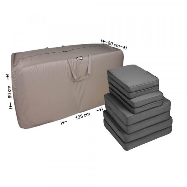 Schutzhülle für Auflagen 125 x 80 x 80 cm