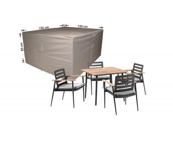 Schutzhaube für kleine Sitzgruppe 150 x 150 H: 85 cm
