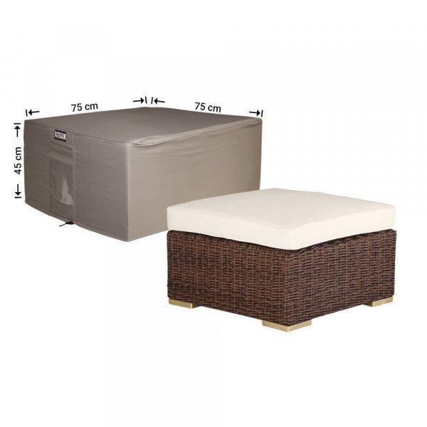 Schutzhülle für Loungetisch 75 x 75 H: 45 cm