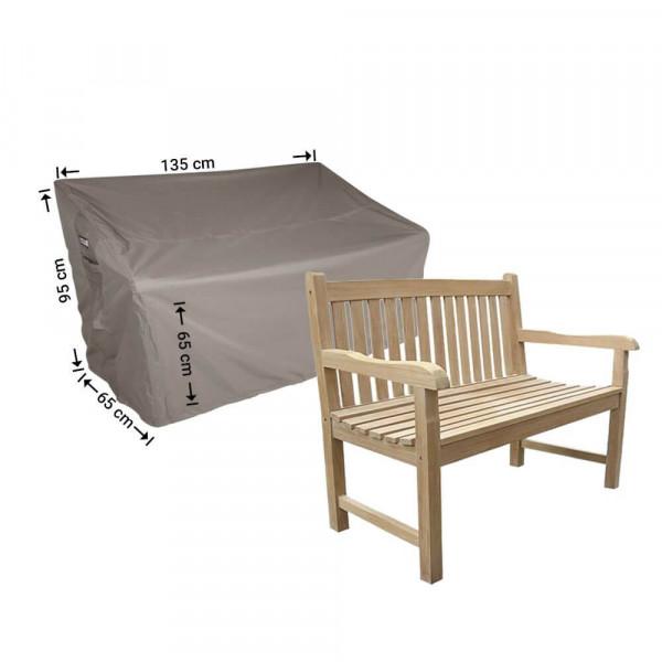 Schutzhülle für Gartenbank 135 x 65 H: 95/65 cm
