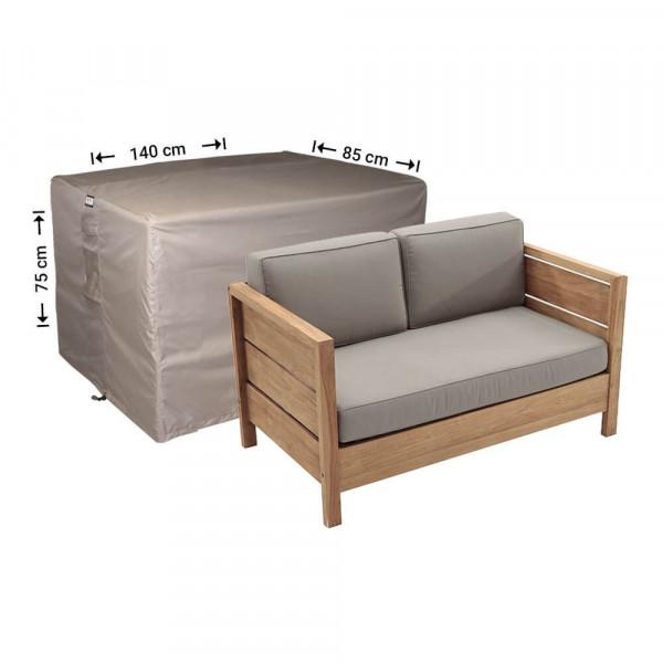 Abdeckung für Lounge Bank 140 x 85 cm
