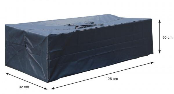 Tragetasche Gartenmöbel-Kissen 125 x 32 H:50 cm