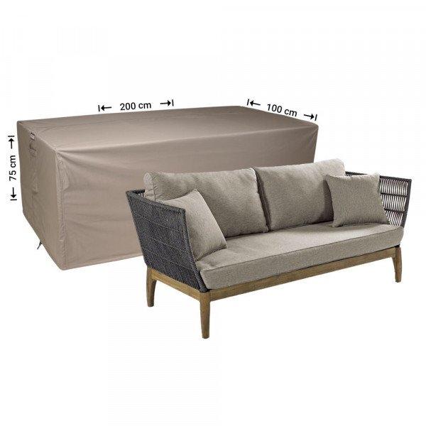 Sofa Schutzplane Gartenmöbel 200 x 100 H: 75 cm