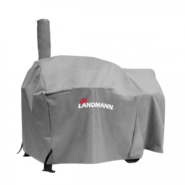 Wetterschutzhaube Smoker Wagon 159 x 97 H:143 cm