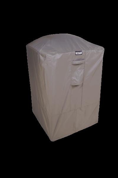 Abdeckung für quadratisches BBQ 75 x 75 H: 110 cm