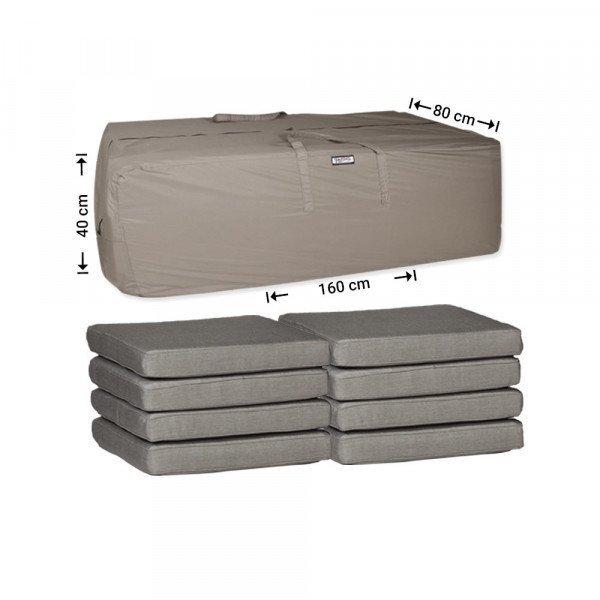 Aufbewahrungstasche für Loungekissen 160 x 80 x 40 cm