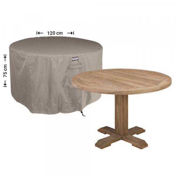 Abdeckplane für runden Tisch Ø 120 cm
