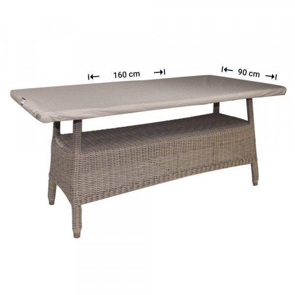 Abdeckung für Tischplatten 160 x 90 cm