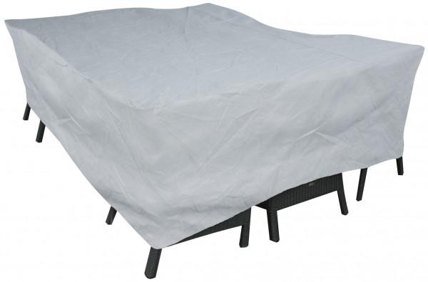 Wetterschutz für Gartenmöbel Sitzgruppe 300 x 175 H: 80 cm