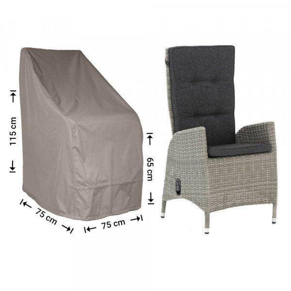 Schutzhülle für Relaxstuhl 75 x 75 H: 115/65 cm