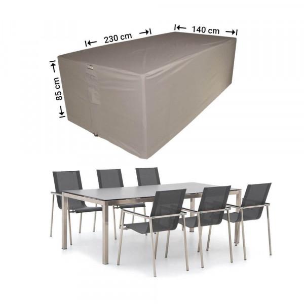 Wetterschutz für Gartenmöbel Sitzgruppe 230 x 140 H: 85 cm