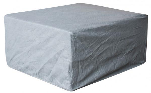 Schutzhülle für Geflecht Lounge Tisch 110 x 70 H: 50 cm