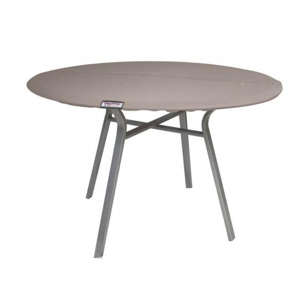 Abdeckplane für eine runde Tischplatte Ø 110 cm