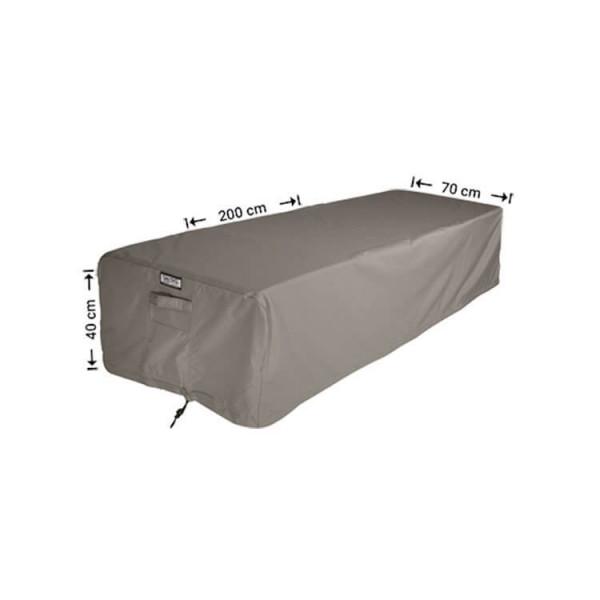 Abdeckhaube für Liege 200 x 70 H: 40 cm