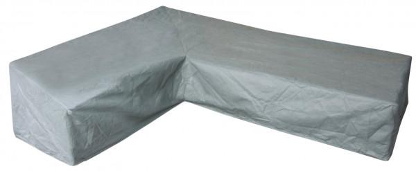 Dining-Loungemöbel Abdeckschutz für L-Form 275 x 220 H: 100/70 cm