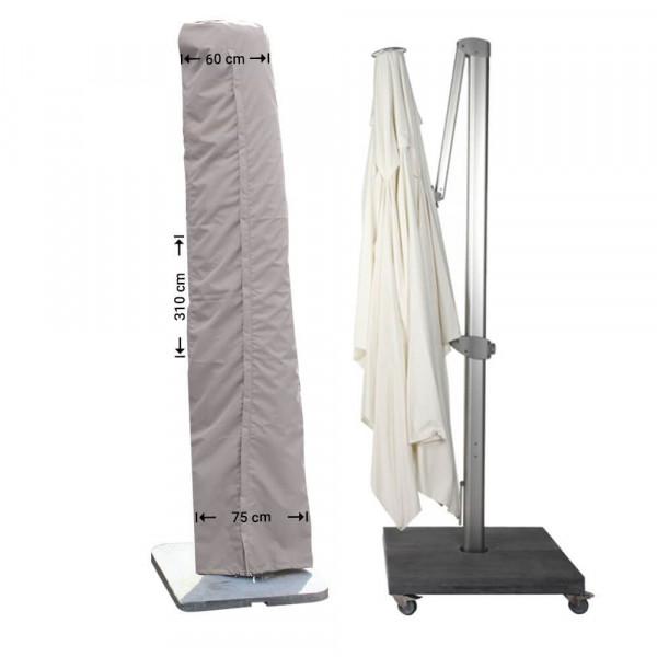 Schutzhaube für Sonnenschirme bis 500 cm rund