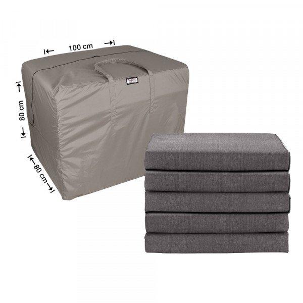 Tragetasche Schutzhülle für Polsterauflagen 100 x 80 x 80 cm
