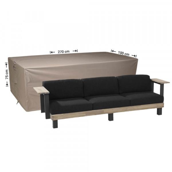 Schutzhülle für Lounge Gartenbank 270 x 100 cm