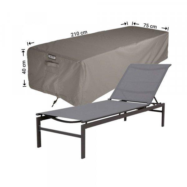 Wetterschutzhülle für Sonnenliege 210 x 75 cm
