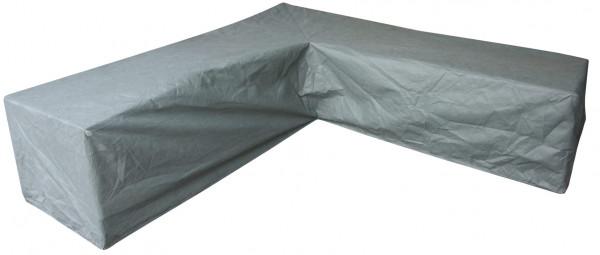 Loungemöbel Abdeckhaube für L-Form Gartensofa 270 x 270 H: 70 cm