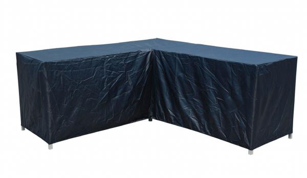 Schutzhülle Lounge Set L-form 320 x 248 x 72 H: 65 cm
