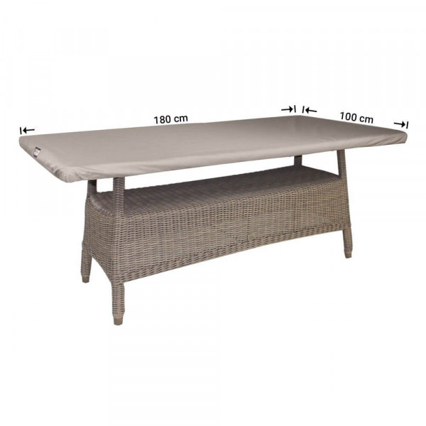 Schutzhülle nur für Tischplatten 180 x 100 cm