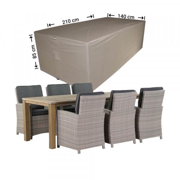 Schutzhülle für Gartenmöbel Rechteckig 210 x 140 H: 85 cm
