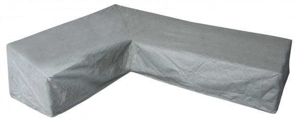 Dining-Loungemöbel Abdeckschutz für L-Form 305 x 250 H: 100/70 cm