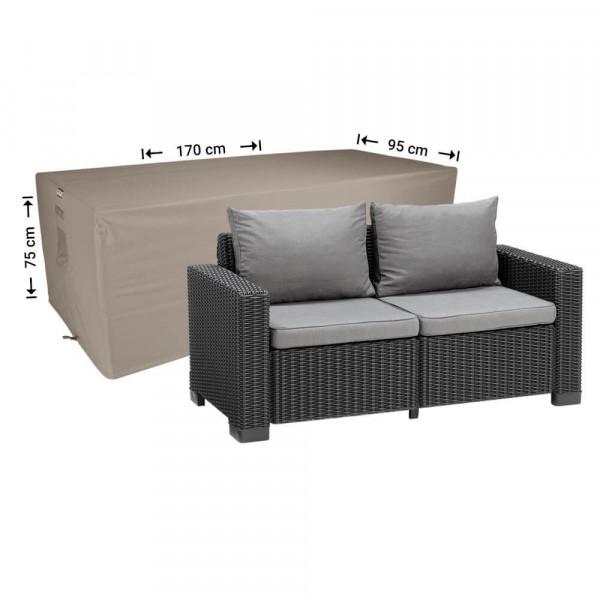Abdeckung für Loungesofa 170 x 95 H: 75 cm