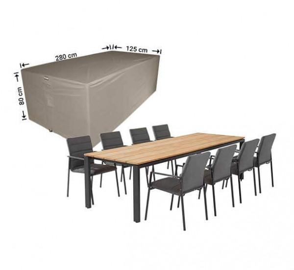 Wetterschutz für Gartenmöbel-Set 280 x 125 H: 80 cm
