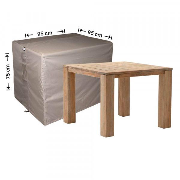 Schutzhülle für quadratischen Tisch 95 x 95 H: 75 cm