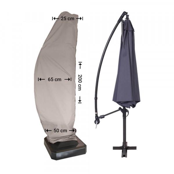 Schutzhülle für Ampelschirm H: 200 cm