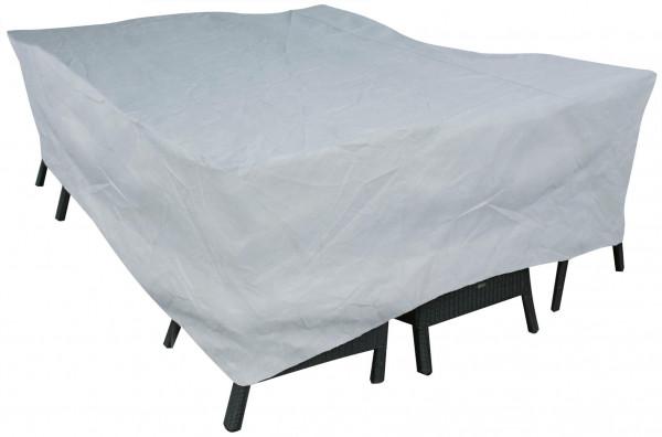 Wetterschutz für Gartenmöbel Sitzgruppe 190 x 160 H: 100 cm