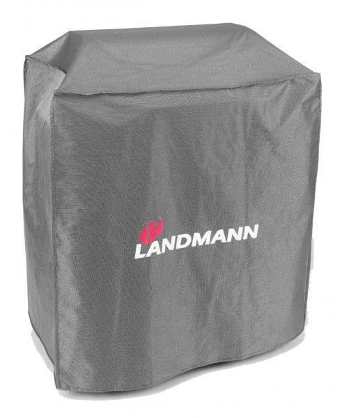 Wetterschutzhaube Premium BBQ L 118 x 55 H:90 cm