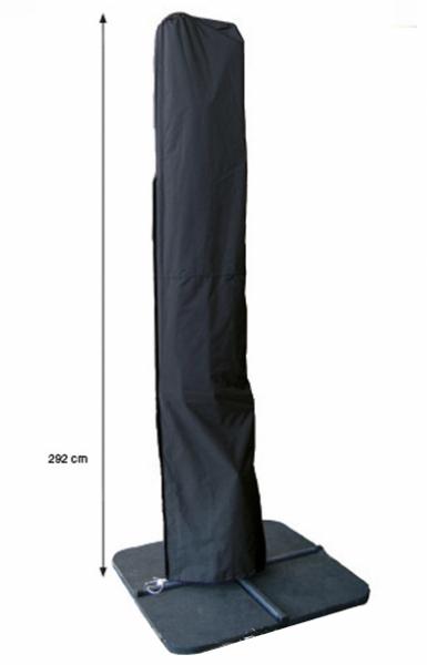 Schutzhülle Freiarmschirme H:300 cm