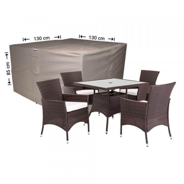 Schutzhaube für kleine Sitzgruppe 130 x 130 H: 85 cm