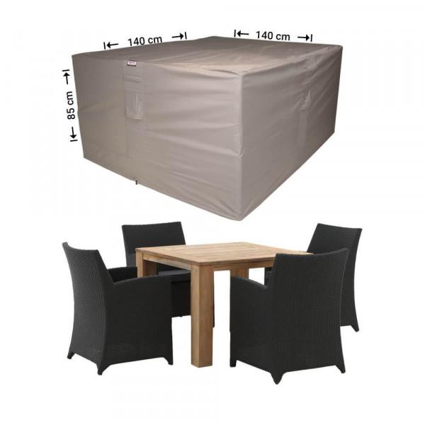 Schutzhaube für kleine Sitzgruppe 140 x 140 H: 85 cm