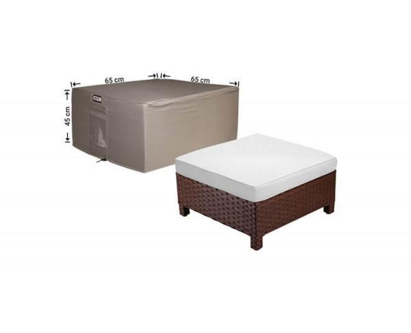 Schutzhülle für Hocker 65 x 65 H: 45 cm