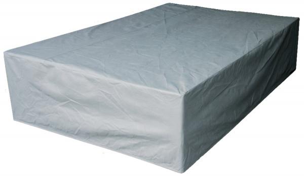 Wetterschutz für Geflecht Lounge-Möbeln 400 x 300 H: 70 cm