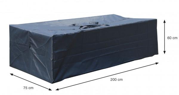 Tragetasche Gartenmöbel-kissen 200 x 75 H:60 cm