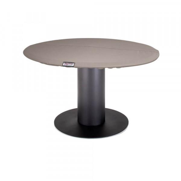 Abdeckplane für eine runde Tischplatte Ø 100 cm