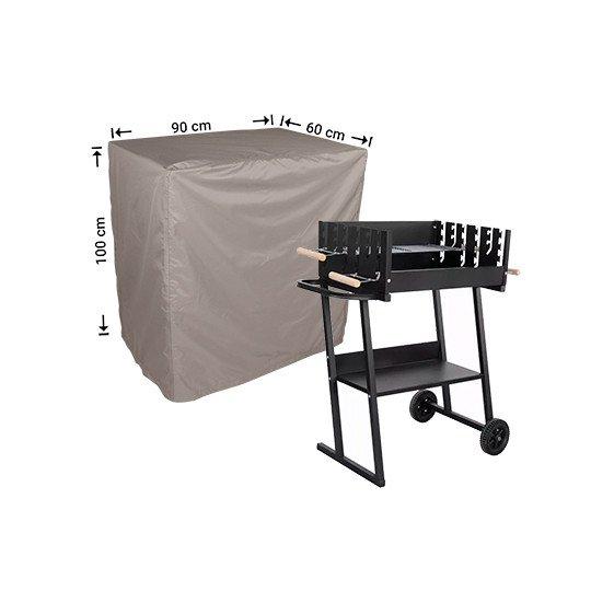Schutzhülle für BBQ 90 x 60 H: 100 cm