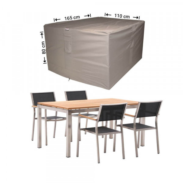 Sitzgruppe Abdeckhaube 165 x 110 H: 80 cm