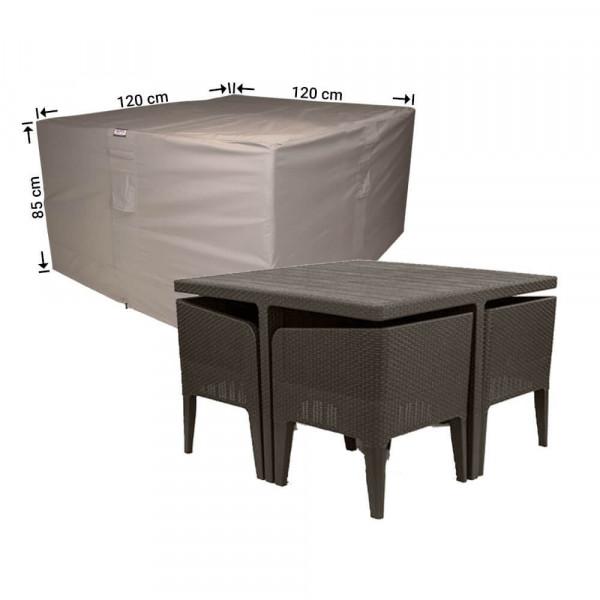 Schutzhaube für kleine Sitzgruppe 120 x 120 H: 85 cm