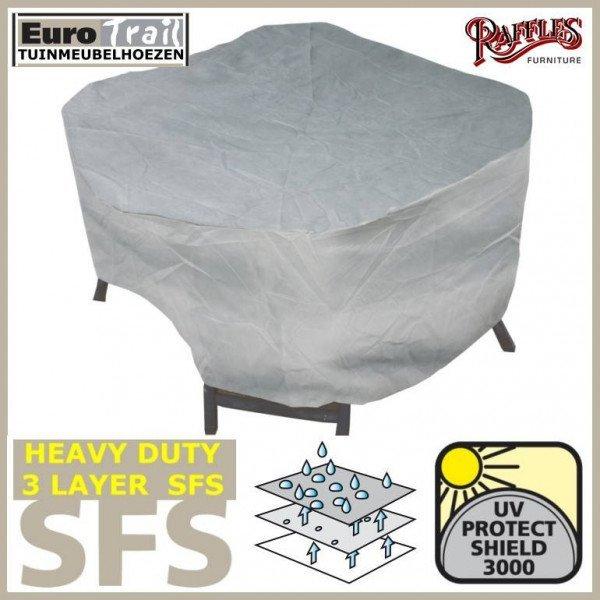 Schutzhülle für Sitzgruppe Ø 320 x 80 cm
