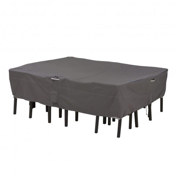 Abdeckhaube Sitzgruppe rechteckig/oval 325 x 208 H: 58cm