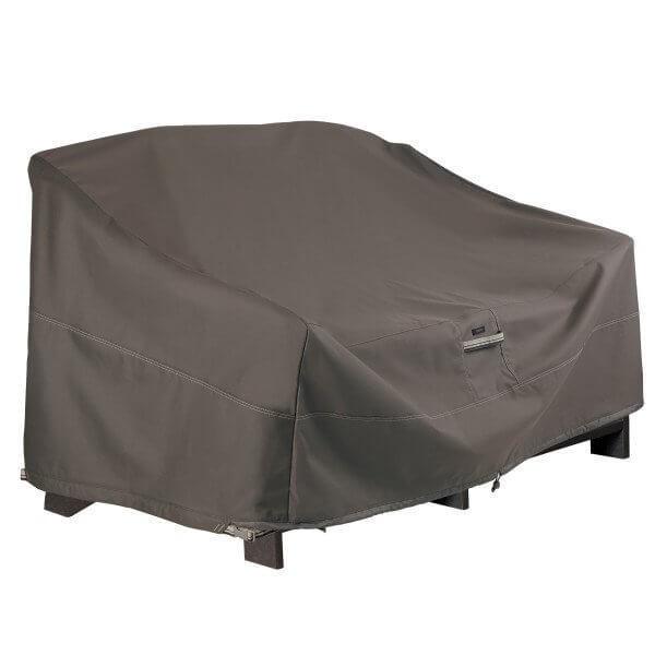 Schutzhülle für zwei Adirondack-Stuhlen 167 x 88 H: 91 cm
